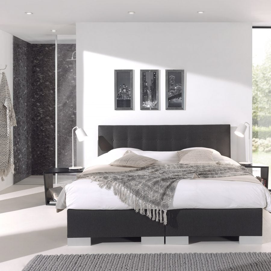 Boxspring Modern Paris
