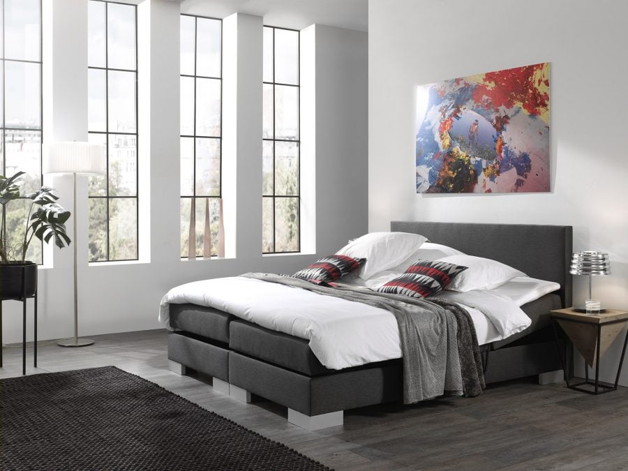 Boxspring Elektrisch Modern London